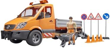 Bruder Mercedes Benz Sprinter Municipal Truck 02537
