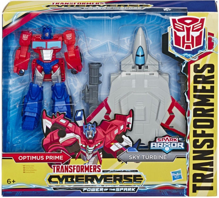 Hasbro Transformers Cyberverse Spark Armor Action Figure Assorted 25cm