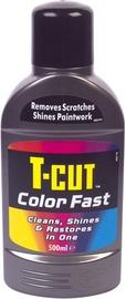 CarPlan T-Cut Color Fast Paintwork Restorer Dark Silver 500ml