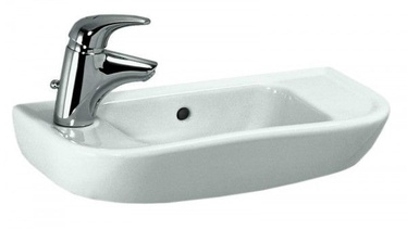 Jika Small Washbasin Olymp Taphole Left 50cm