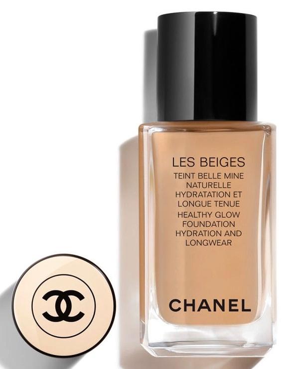 Chanel Les Beiges Healthy Glow Foundation Hydration And Longwear 30ml B50