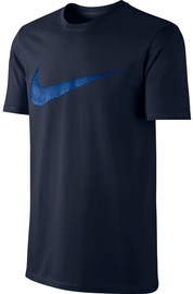Nike Swoosh T-Shirt 707456 475 Navy M