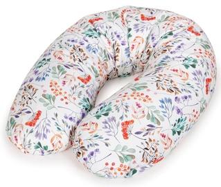 Ceba Baby Feeding Pillow Physio Multi Jersey Rowanberry