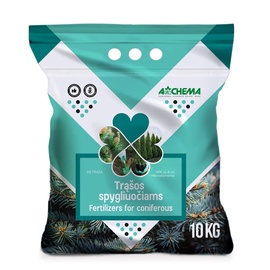 Achema Fertilizers For Conifers 10kg