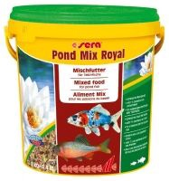 Toit kaladele Sera Pond Mix Royal, 3000 ml