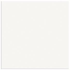 Keraminės grindų plytelės Verno White Glossy, 33,3 x 33,3 cm