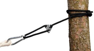 Amazonas Hammock Accessory Smartrope Black