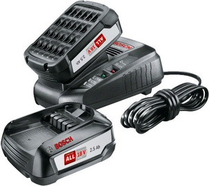 Bosch 18V Starter Set with 2 Batteries