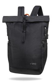 Kuprinė juoda R-bag Roll Z151