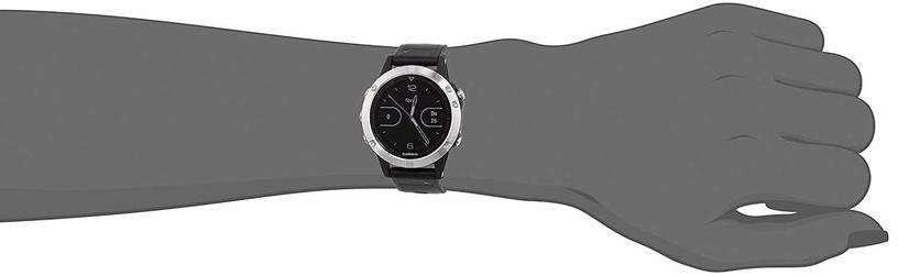 Garmin Fenix 5 Black/Silver