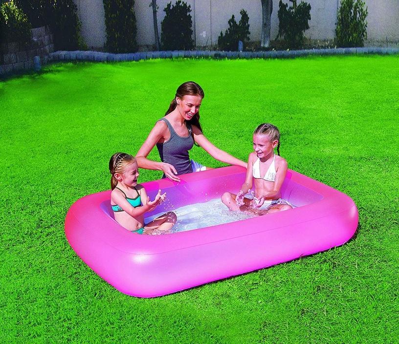 Bestway Aquababes Pool Pink 51115-2