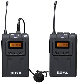 Boya UHF Wireless Microphone System BY-WM6