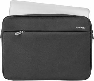 Сумка для ноутбука Natec Clam NET-1660, черный, 13.3″