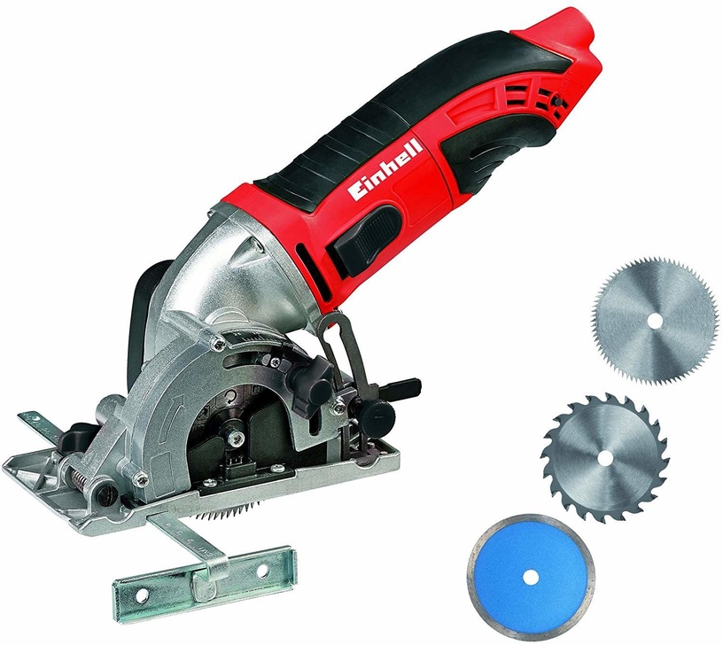 Einhell Handheld Circular Saw TC-CS 860 Kit