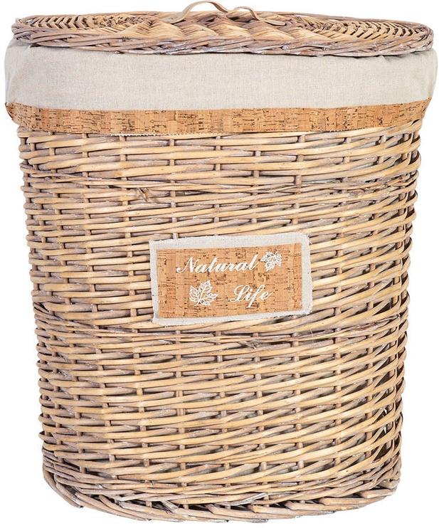 Ящик для белья Home4you Willi Cork