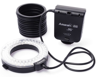 Aputure Amaran Halo AHL-HC100 CRI95+ LED Ring Flash