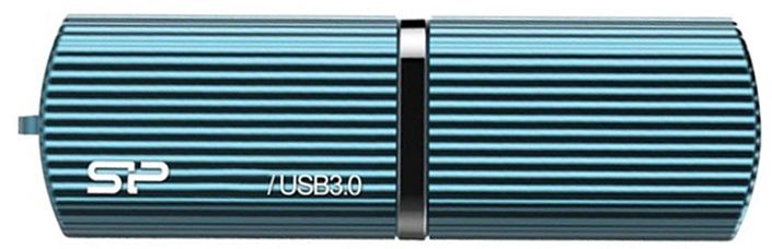 USB atmintinė Silicon Power Marvel M50 Blue, USB 3.0, 16 GB