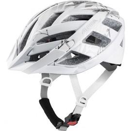Alpina Sports Panoma 2.0 Helmet White/Silver Leaves 52-57cm