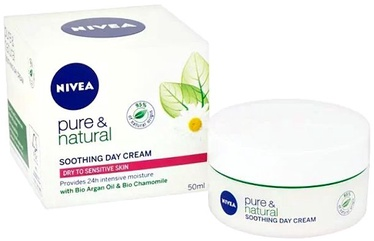 Nivea Pure & Natural Soothing Day Care 50ml