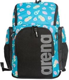 Arena Team Backpack 45 Neo Lights Mint