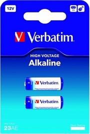 Verbatim Alkaline Battery 12V 2pcs