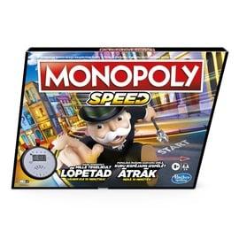 Настольная игра Hasbro Monopoly Speed EE/LV