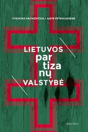 Knyga Lietuvos partizanų valstybė
