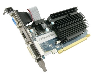 Sapphire AMD/ATI Radeon HD6450 1GB GDDR3 PCIE 11190-02-10G BULK