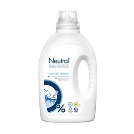 LAUNDRY DETERGENT NEUTRAL WHITE  1L