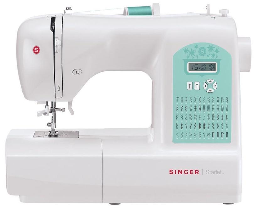 Siuvimo mašina Singer Starlet 6660