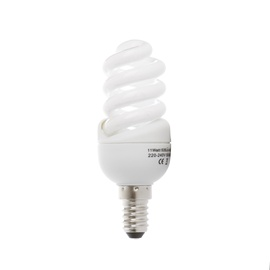 Kompaktinė liuminescencinė lempa Vagner SDH T2, 11W, E14, 4000K, 535lm