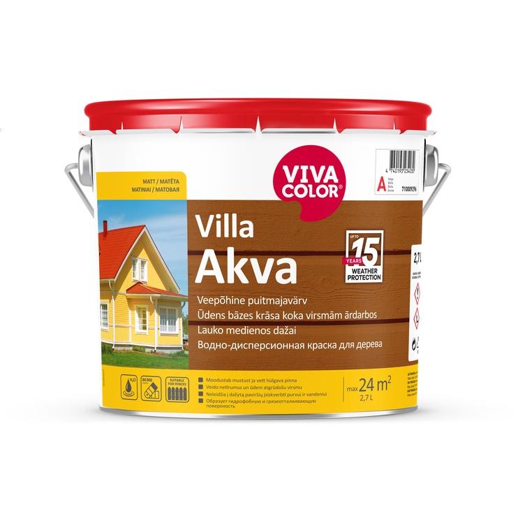 Villa Akva A 2,7 l