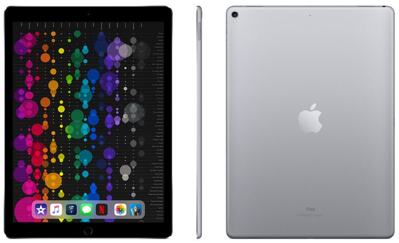 Apple iPad Pro 12.9 (2017) Wi-Fi 64GB Space Gray
