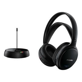 Ausinės Philips HI-FI SHC5200 Black, belaidės