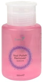 Pretty Nail Polish Remover 80% Acetone 150ml