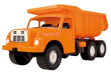 Dino Tatra Toy Truck Orange