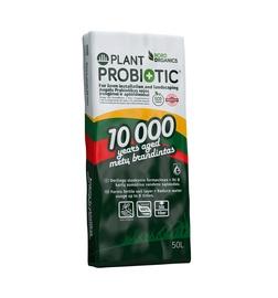 Organinis mišinys vejos įrengimui ir apželdinimui Nord Organics Plant Probiotic, 50 L