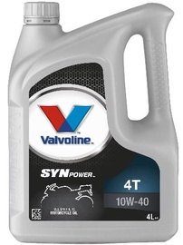 Valvoline SynPower 4T 10w40 Engine Oil 4L