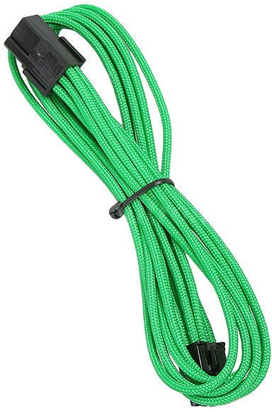 BitFenix 6pin PCIe Extension Cable 45cm Green/Black
