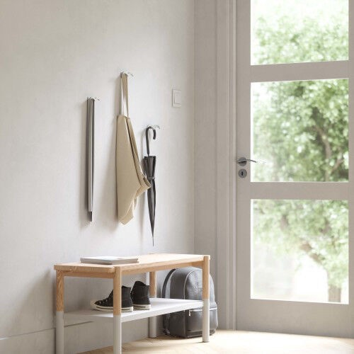 Вешалка для одежды Umbra Alouette Nickel