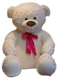 Pehme mänguasi Axiom Teddy Bear Sitting Creamy, 75 cm