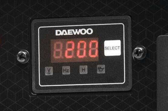 Генератор Daewoo GDA 7500E, 6000 Вт