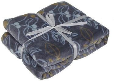 Sega 4Living Blanket Dark Grey, 127x152 cm
