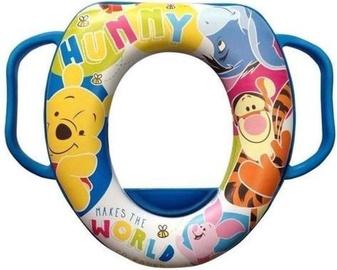 Сиденье для унитаза Keeeper Winnie The Pooh, синий