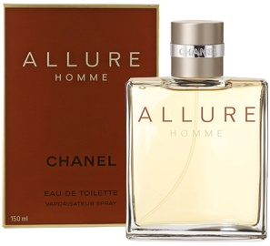 Tualetes ūdens Chanel Allure Homme 150ml EDT