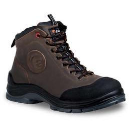 Vyriški pašiltinti apsauginiai batai Alba&N, su aulu, 43 dydis