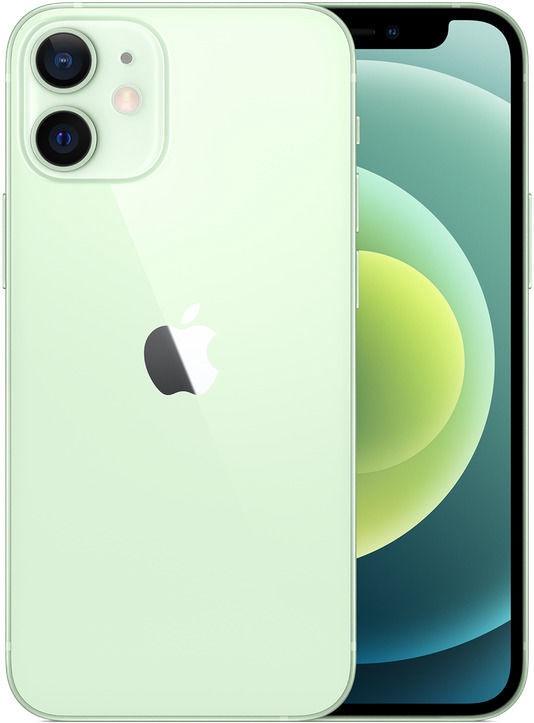 Мобильный телефон Apple iPhone 12 mini Green, 256 GB