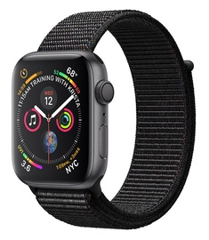 Apple Watch Series 4 44mm Aluminium Space Gray/Black Loop