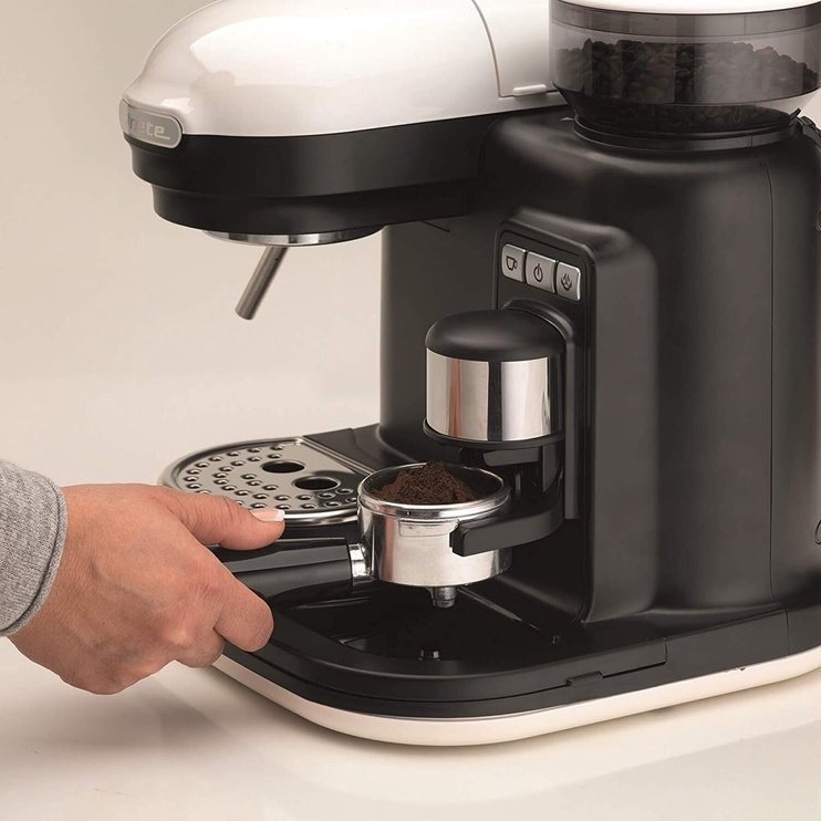 Ariete Moderna Espresso Coffee Machine White 1318
