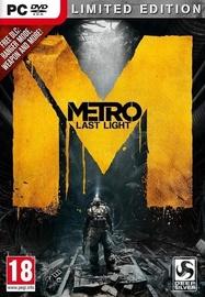 Metro Last Light Limited Edition PC